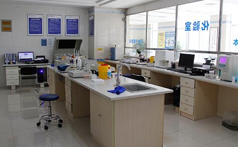 贵州白癜风皮肤病医院诊疗室
